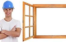 installation remplacement réparation fenetre bois